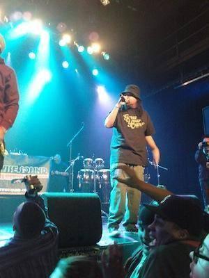 High Times Cannabis Cup Concert