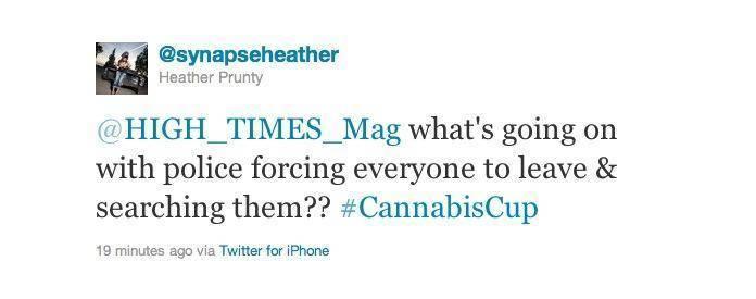 High Times Mag tag screenshot